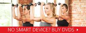 Pure Barre - Empowered by Intelivideo
