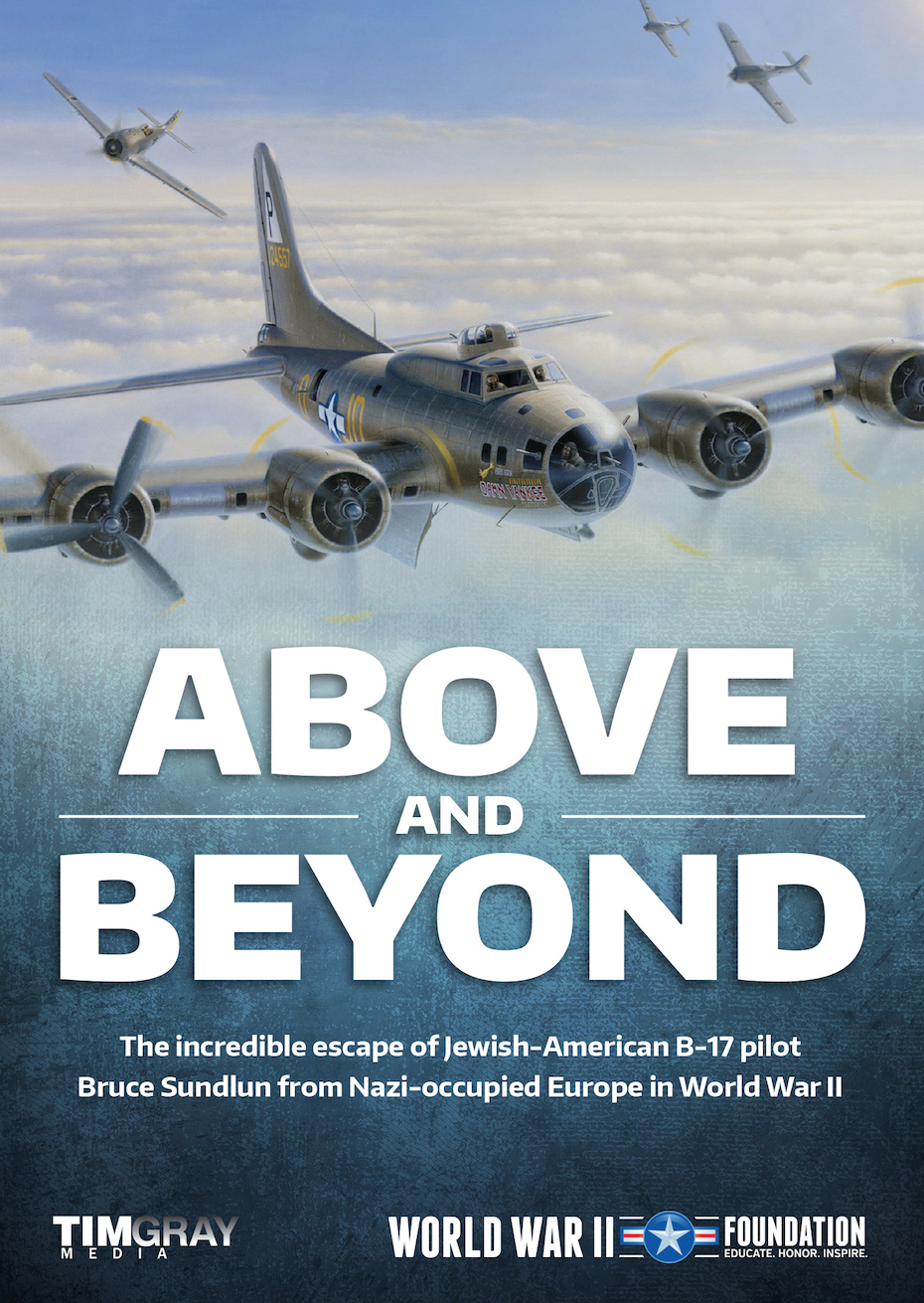 World war ii foundation above and beyond for Above and beyond